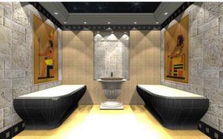 Особенности и традиции египетской бани расул