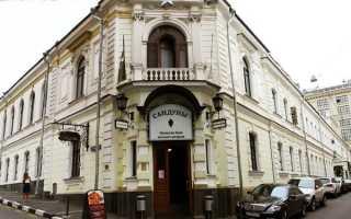 Сандуновские бани в Москве (Сандуны)