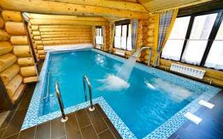 Особенности проектирования и строительства бани с бассейном