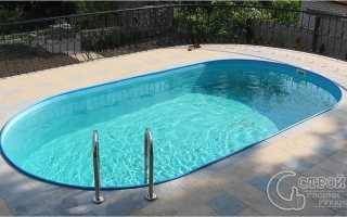 Как сделать бассейн на даче своими руками