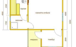Проекты угловых бань – необычный дизайн при умеренных затратах