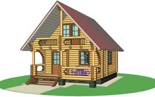 Проекты домов и коттеджей с баней внутри