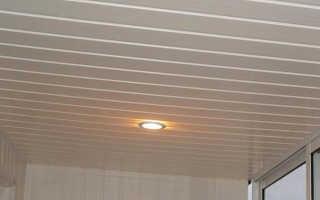 Как обшивать вагонкой потолок