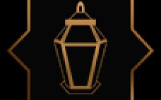 Светильники для хамама
