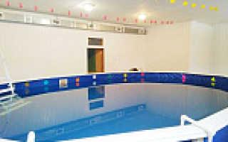 Вкладыши для бассейнов