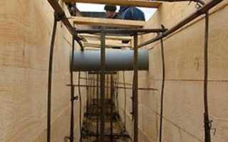 Продухи в фундаменте бани
