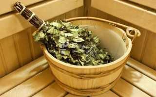 Березовый веник для бани: советы и отзывы