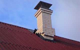Расчет дымоходов для дровяных печей