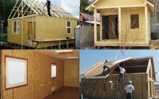 Можно ли строить баню из СИП панелей: особенности материала, достоинства и недостатки, проекты фото