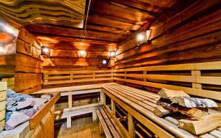 Русская парильня на дровах: учимся правильно организовывать здоровый досуг