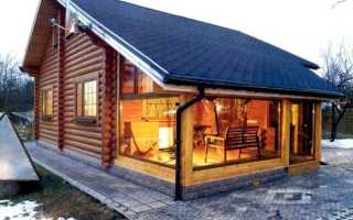 Проекты бани с комнатой отдыха – идеальная альтернатива традиционной даче